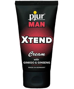 Pjur Man: Xtend Cream, 50 ml